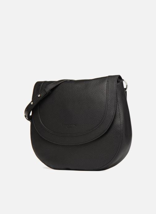 Handtaschen Liebeskind Berlin Hobo MM schwarz schuhe getragen