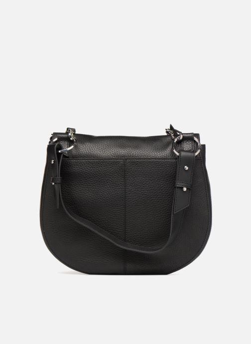 Handtaschen Liebeskind Berlin Hobo MM schwarz ansicht von vorne