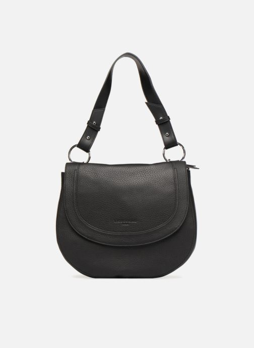 Handtaschen Liebeskind Berlin Hobo MM schwarz ansicht von links