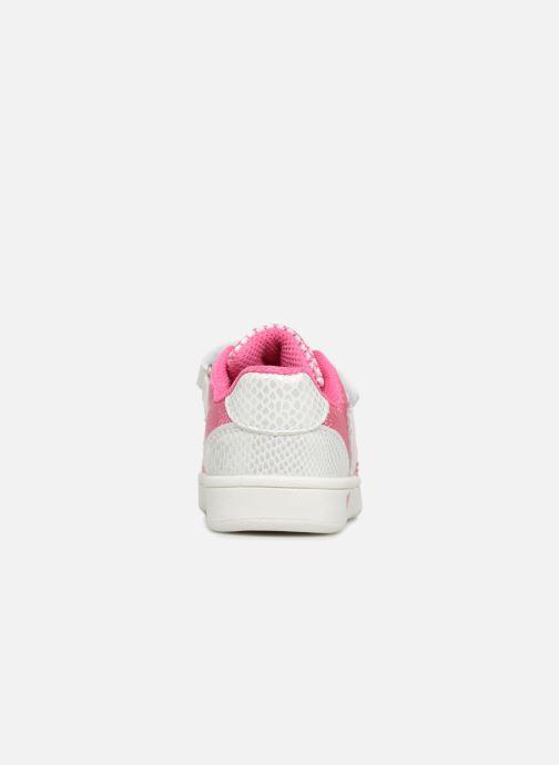 Sneaker Peppa Pig Noam rosa ansicht von rechts