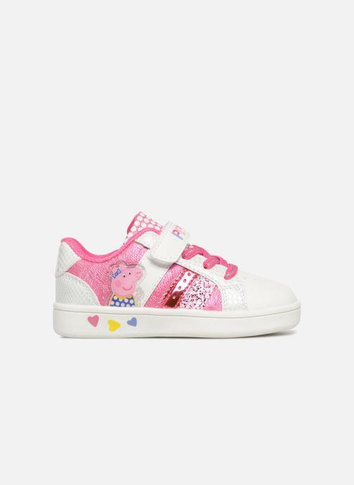 Sneaker Peppa Pig Noam rosa ansicht von hinten