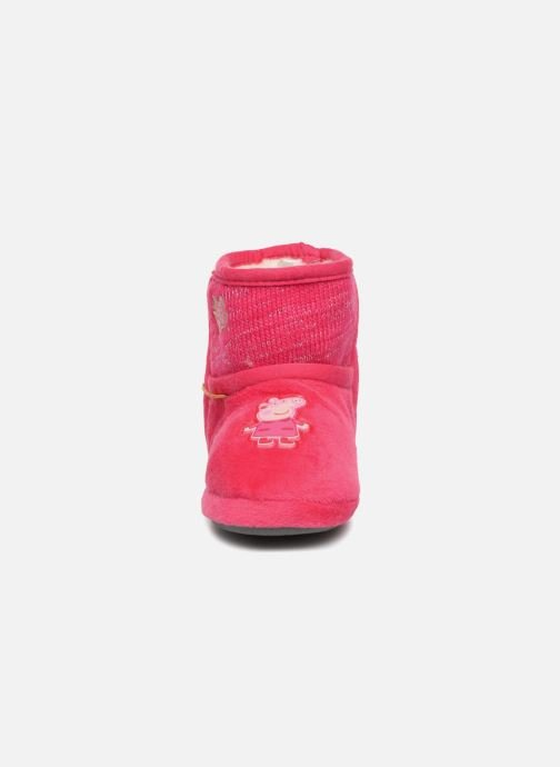 Slippers Peppa Pig Roxane Pink model view