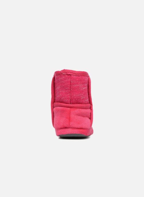 Hausschuhe Peppa Pig Roxane rosa ansicht von rechts