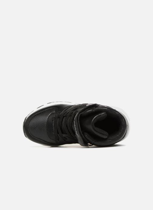 Baskets Batman Beetle Noir vue gauche