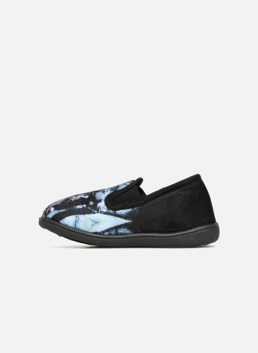 Slippers Batman Toons Black front view