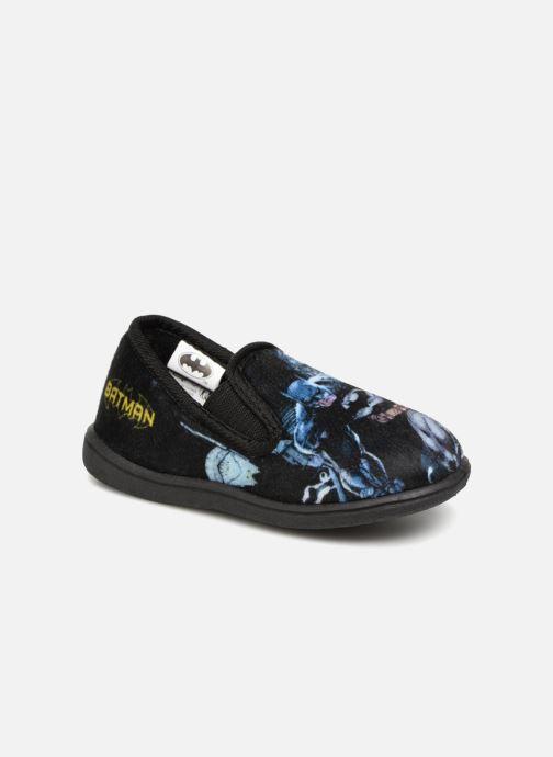 Hjemmesko Batman Toons Sort detaljeret billede af skoene