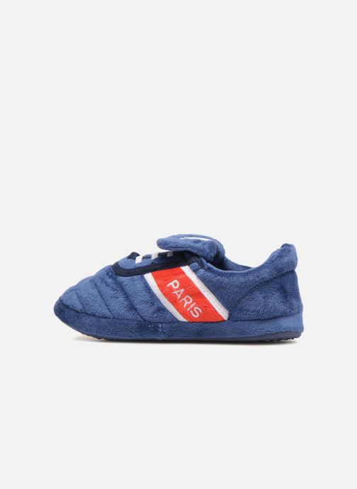 Slippers PSG Alban Blue front view