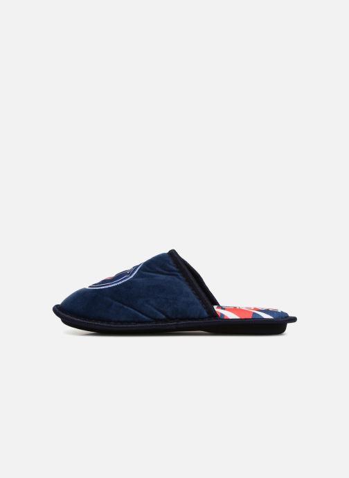 Pantoffels PSG Dylan Blauw voorkant