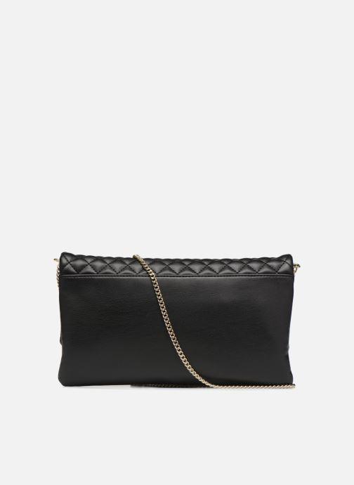 Clutch Love Moschino Pochette Quilted Zwart voorkant