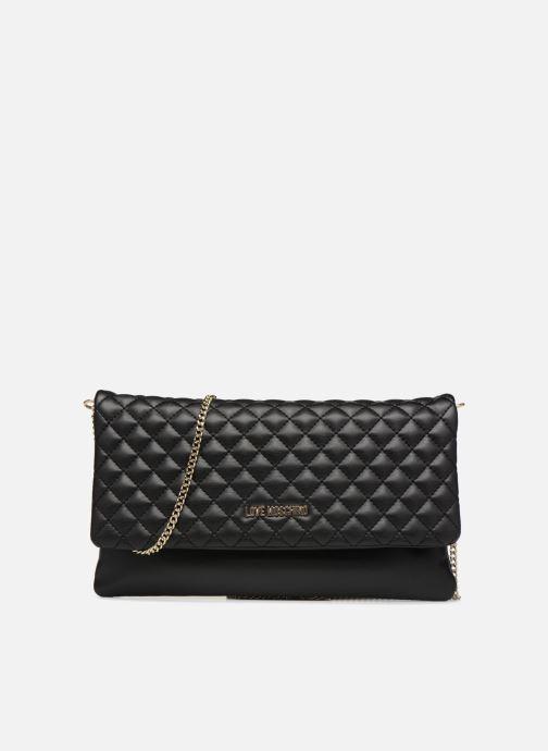 Clutch Love Moschino Pochette Quilted Zwart detail