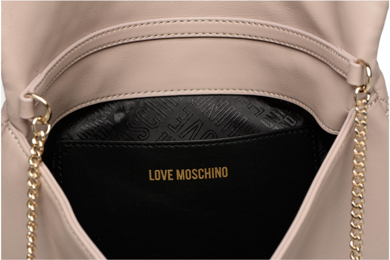 0108 Pochette Moschino TORTORA Love Quilted qCp1tvgtw