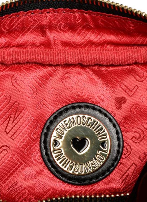Borse Love Moschino Crossbody Quilted Nero immagine posteriore