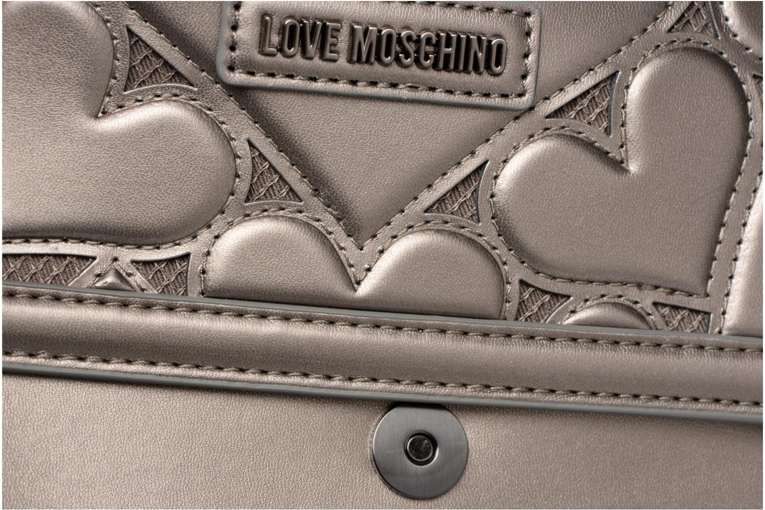 Love Love Moschino 0910 PELTRO Metallic Crossbody qzZxqwSU
