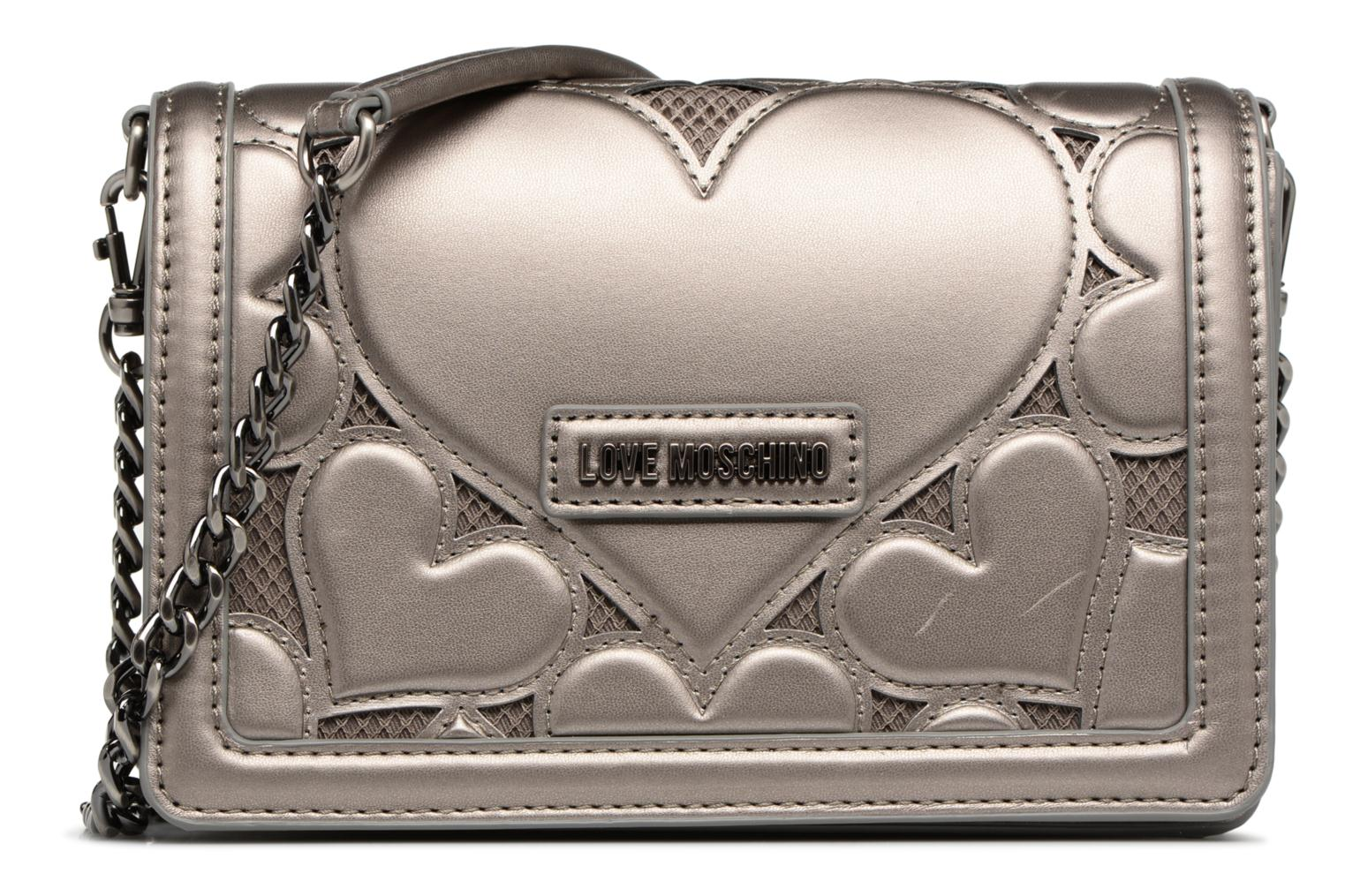 0910 Crossbody Love Love PELTRO Moschino Metallic Ivw754xOq