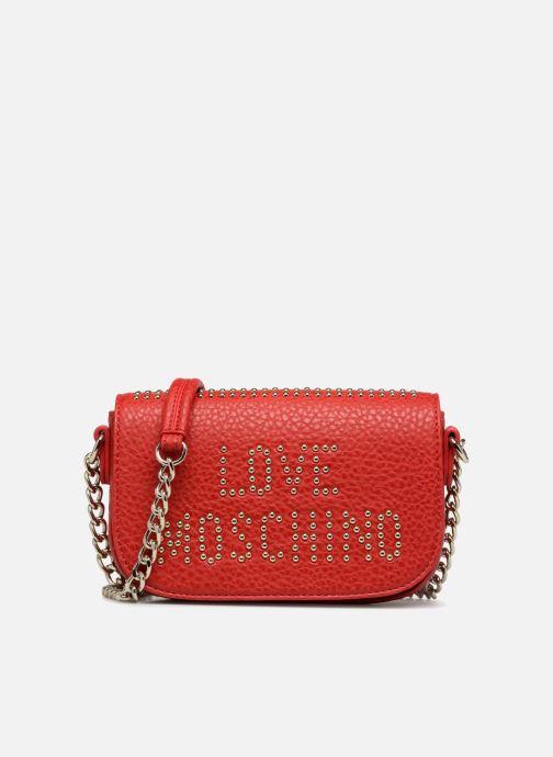 Handtaschen Love Moschino Crossbody Love Studs rot detaillierte ansicht/modell