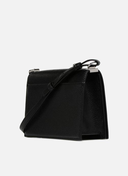 Handtaschen Love Moschino Crossbody IG schwarz ansicht von rechts