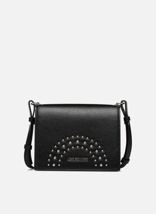 Handtaschen Love Moschino Crossbody IG schwarz detaillierte ansicht/modell