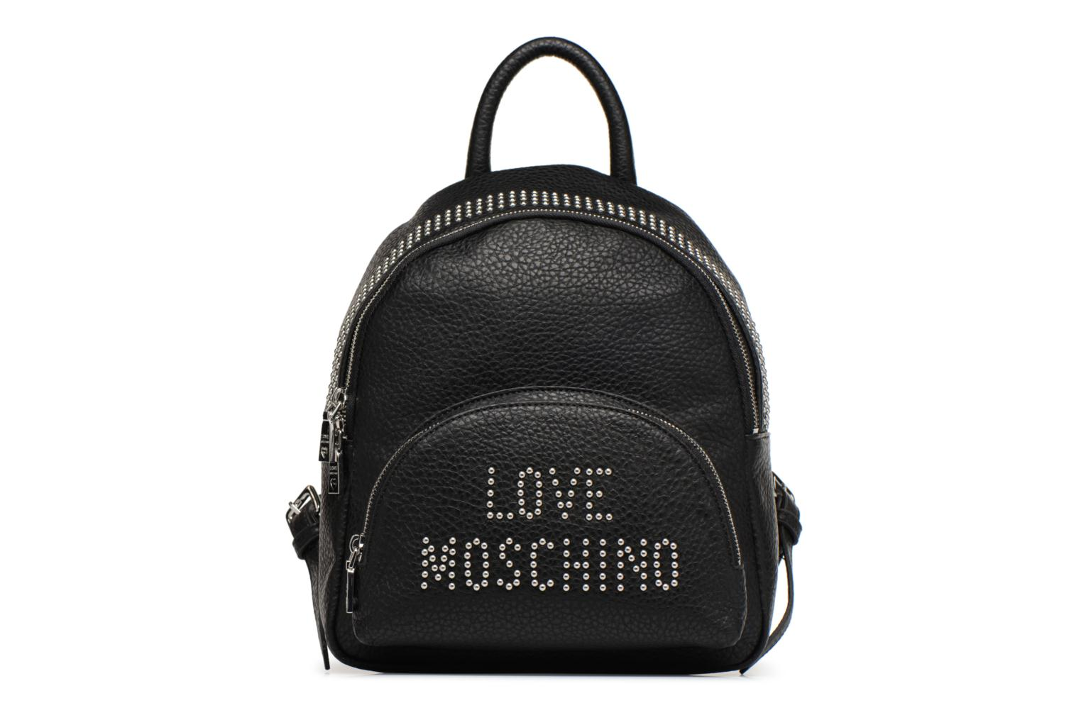 love moschino sac dos love studs noir sacs dos chez sarenza 331684. Black Bedroom Furniture Sets. Home Design Ideas