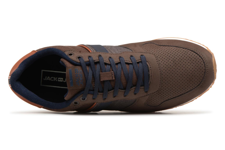 Sneaker Jack & Jones JFWDAVEY blau ansicht von links