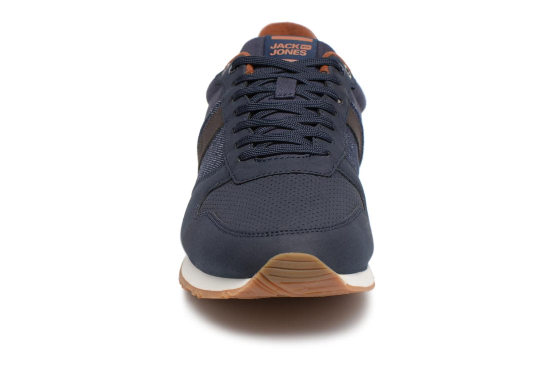 Sneaker Jack & Jones JFWDAVEY braun schuhe getragen