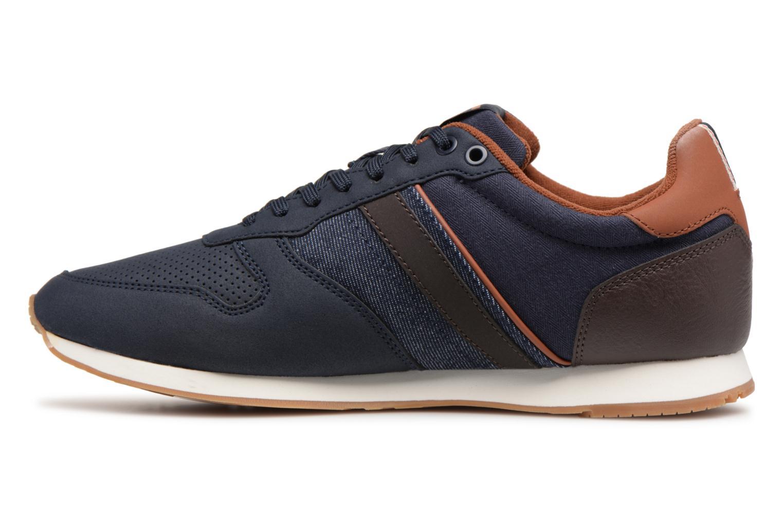 Sneaker Jack & Jones JFWDAVEY braun ansicht von vorne