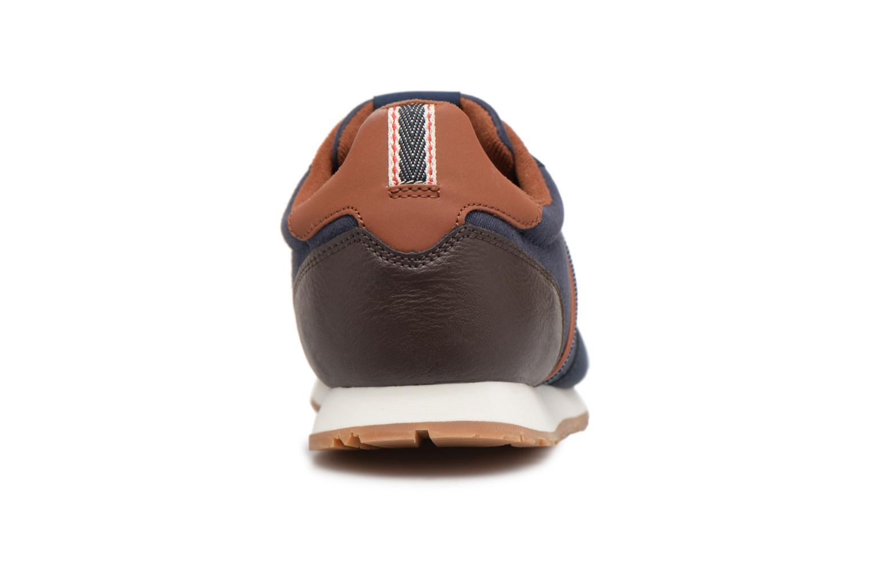 Sneaker Jack & Jones JFWDAVEY braun ansicht von rechts