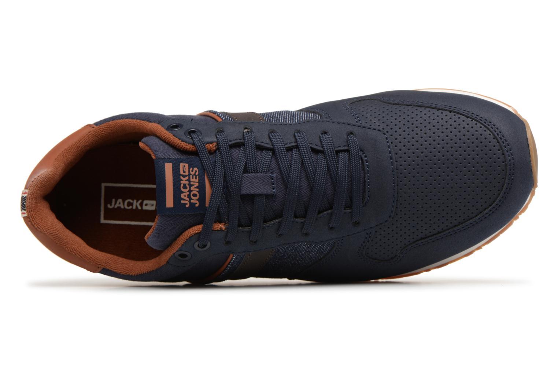 Sneaker Jack & Jones JFWDAVEY braun ansicht von links