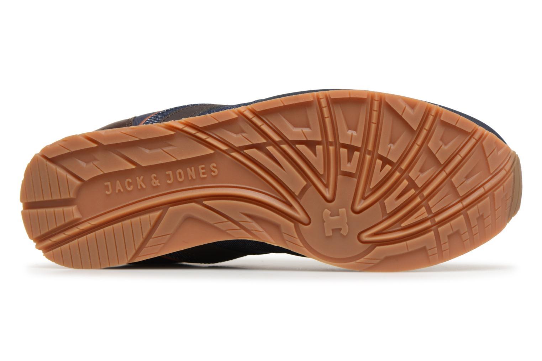 Sneaker Jack & Jones JFWDAVEY braun ansicht von oben