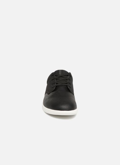 Baskets Jack & Jones JFWJAMIE PU COMBO Noir vue portées chaussures