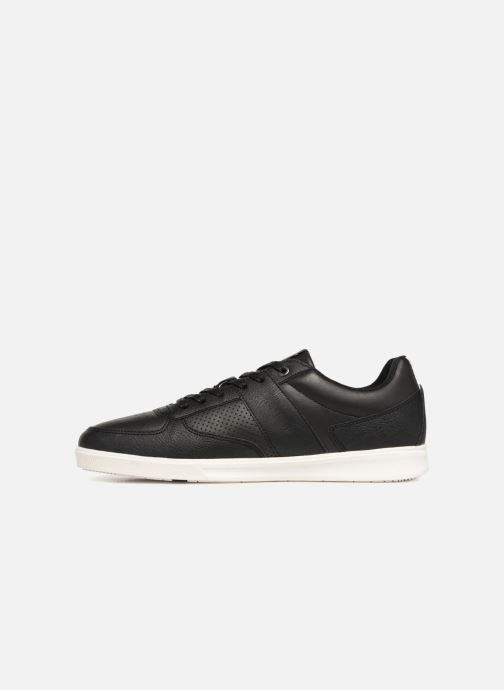 Trainers Jack & Jones JFW KLEIN PU Black front view