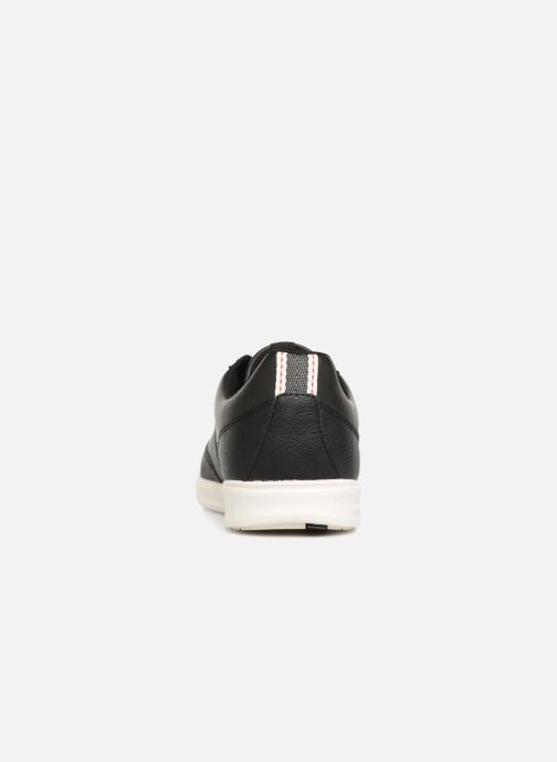 Trainers Jack & Jones JFW KLEIN PU Black view from the right