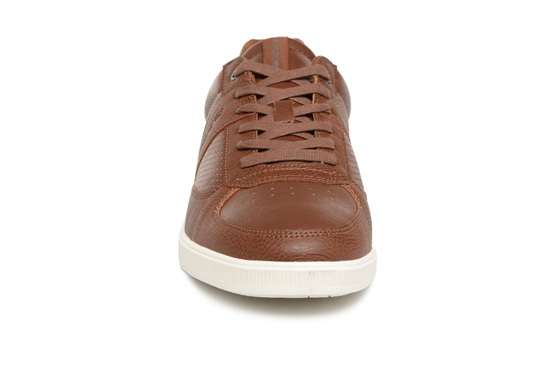 Sneaker Jack & Jones JFW KLEIN PU braun schuhe getragen