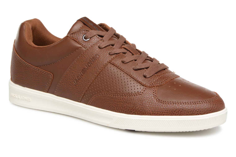 Sneaker Jack & Jones JFW KLEIN PU braun detaillierte ansicht/modell