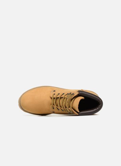 Bottines et boots Jack & Jones JFWSTOKE NUBUCK BOOT NOOS Beige vue gauche