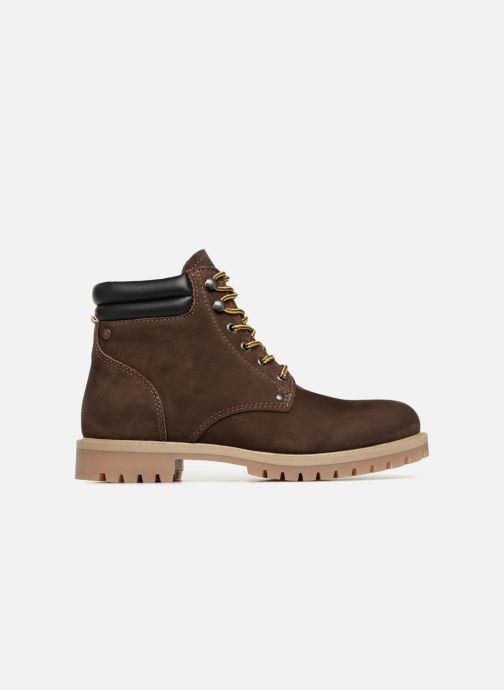 Bottines et boots Jack & Jones JFWSTOKE NUBUCK BOOT NOOS Marron vue derrière