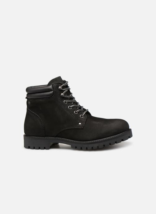 Bottines et boots Jack & Jones JFWSTOKE NUBUCK BOOT NOOS Noir vue derrière