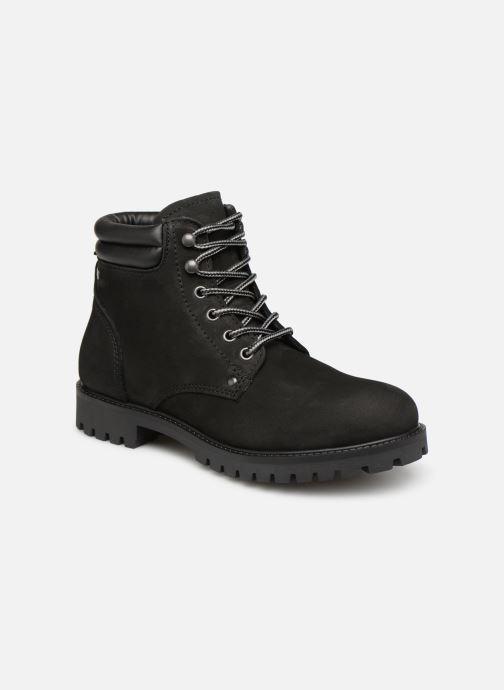Bottines et boots Jack & Jones JFWSTOKE NUBUCK BOOT NOOS Noir vue détail/paire