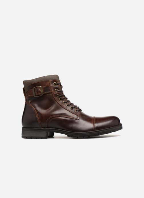 Boots en enkellaarsjes Jack & Jones JFWALBANY Bruin achterkant