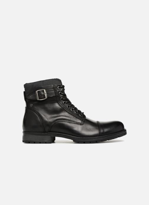 Ankle boots Jack & Jones JFWALBANY Black back view