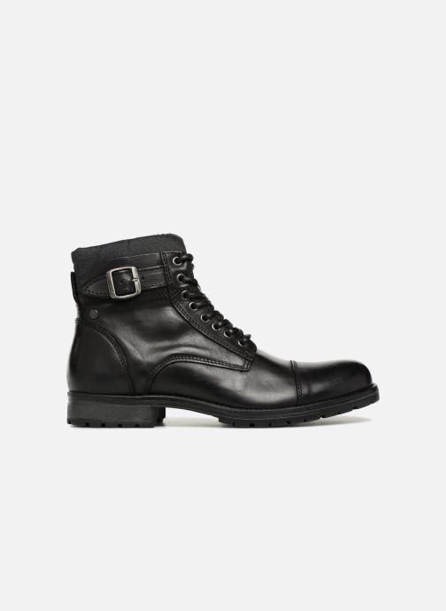 Stiefeletten & Boots Jack & Jones JFWALBANY schwarz ansicht von hinten