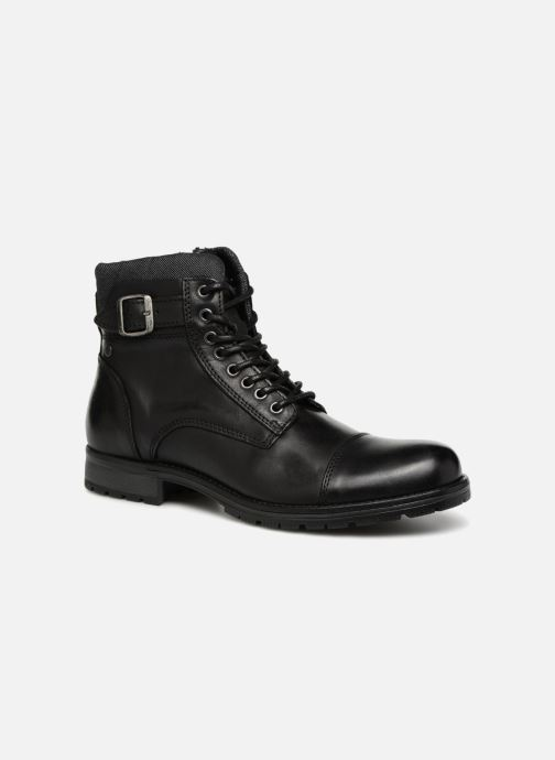 Bottines et boots Jack & Jones JFWALBANY Noir vue détail/paire