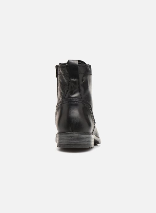 Ankle boots Jack & Jones JFWRUSSEL Black view from the right