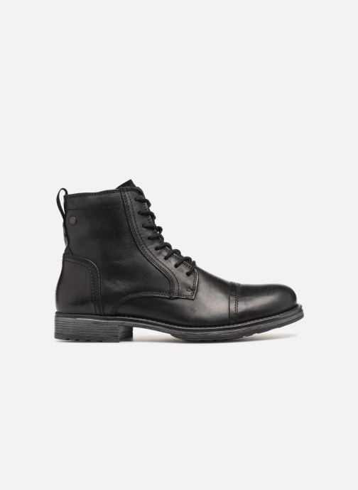 Ankle boots Jack & Jones JFWRUSSEL Black back view