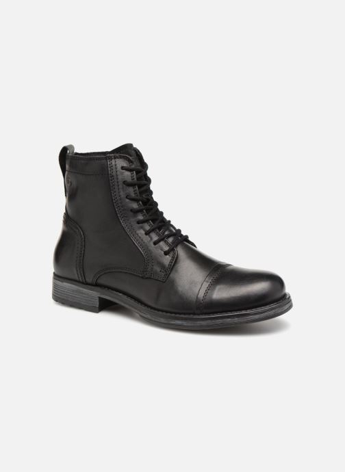 Ankle boots Jack & Jones JFWRUSSEL Black detailed view/ Pair view