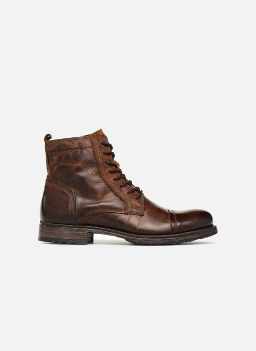 Bottines et boots Jack & Jones JFWRUSSEL Marron vue derrière