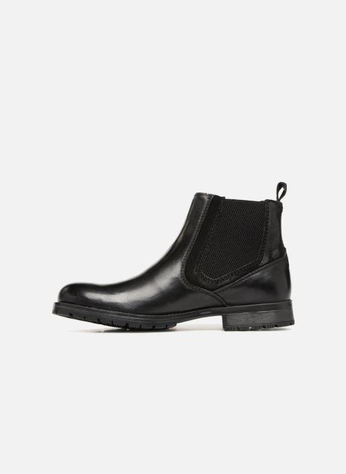 Jackamp; Boots Jones Bottines Anthracite Et Chelsea Jfwcarston Combo D2WEY9HI