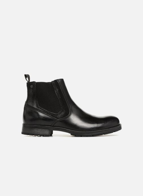 Ankle boots Jack & Jones JFWCARSTON COMBO  CHELSEA Black back view