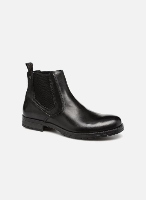 Ankle boots Jack & Jones JFWCARSTON COMBO  CHELSEA Black detailed view/ Pair view