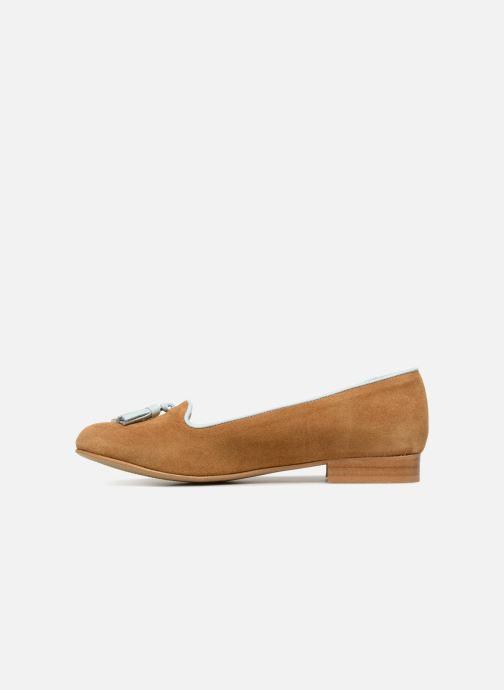 Mocassins Shoe the bear MANSION Bruin voorkant