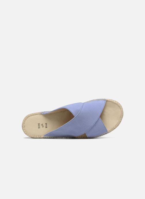 Espadrilles Shoe the bear THEA S Bleu vue gauche